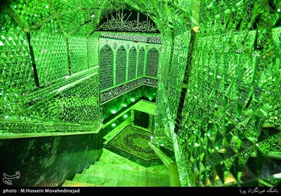 روز ملی تکریم و بزرگداشت حضرت صالح بن موسی الکاظم(ع)