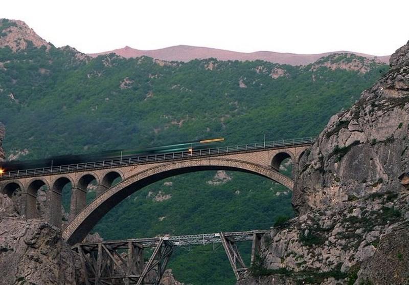 پل ورسک؛ پل پیروزی ایران در جنگ جهانی دوم/ ثبت بزرگترین پل راهآهن ایران در کتاب گینس