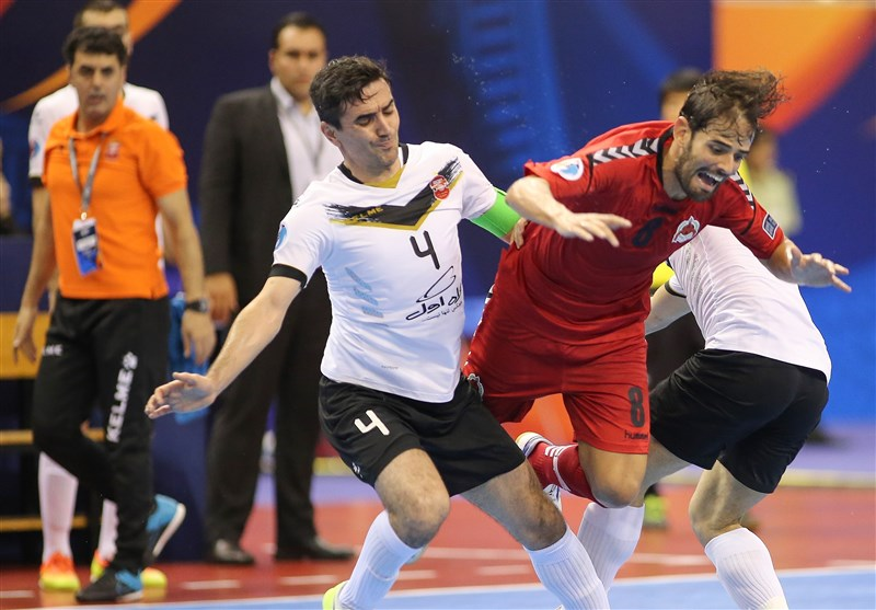 گزارش AFC از تقابل بهیادماندنی تیمهای فوتسال ایرانی در مسابقات قهرمانی آسیا