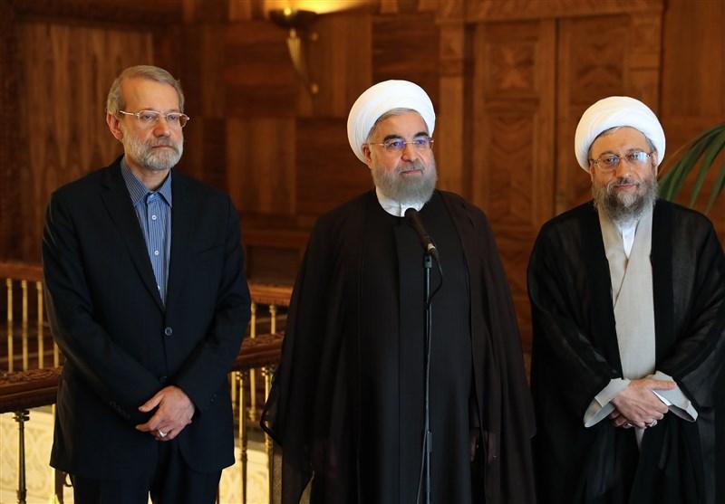 روحانی: سنشهد نهایة الارهاب فی المنطقة قریباً