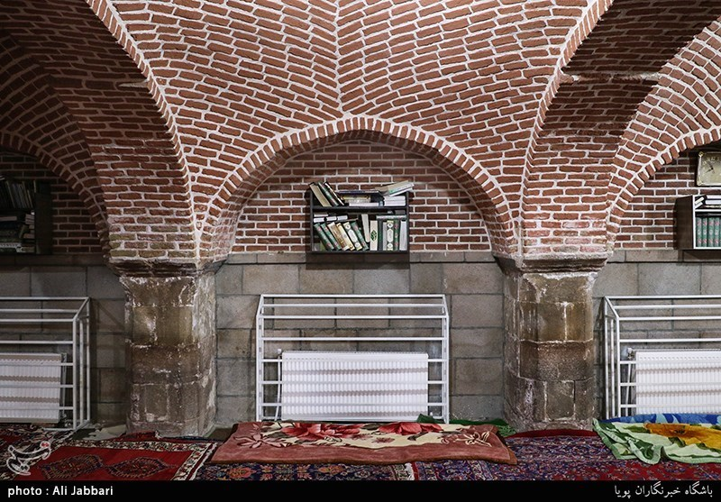 Tark Jameh Mosque in Iran's Azarbiajan - Tourism news