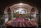 Tark Jameh Mosque in Iran's Azarbiajan