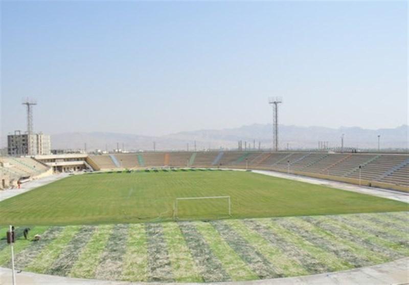 ورزشگاه شهرستان جم آماده برگزاری مسابقات لیگ برتر شد