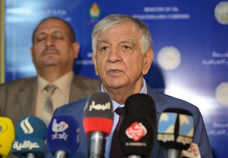 جبار علی حسین اللعیبی وزیر نفت عراق