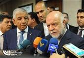 زنکنة: إتفقنا مع العراق على تنفیذ مشروع مد أنبوب النفط بین إیران وکرکوک