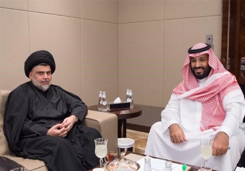 مقتدیٰ صدر کا سعودی عرب دورہ + تصاویر