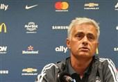 مورینیو: همه بازیکنان منچستریونایتد باید گل بزنند/ امیدوارم هواداران سکوها را پر کنند