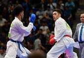 لیگ برتر کاراته وان مراکش| آسیابری برای طلا میجنگد، خاکسار برای مدال برنز