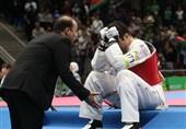Fariborz Asgari Remains Iran Taekwondo Coach