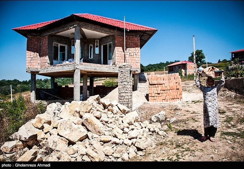 1216 واحد مسکن روستایی در استان کردستان خسارت دید