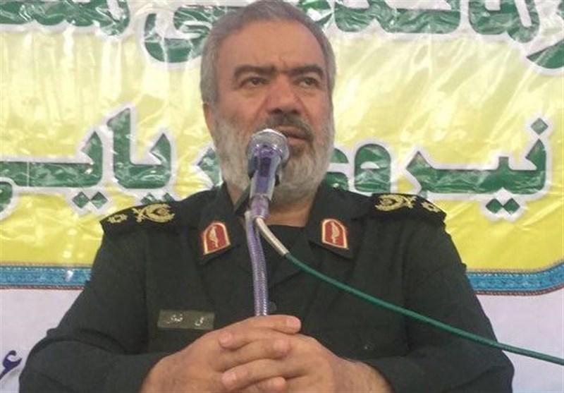 مشهد|معاون هماهنگکننده سپاه: پاسداری از انقلاب اسلامی پاسداری از اسلام است