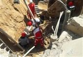 ریزش ساختمانی در اهواز 2 کارگر را به کام مرگ کشاند+تصاویر