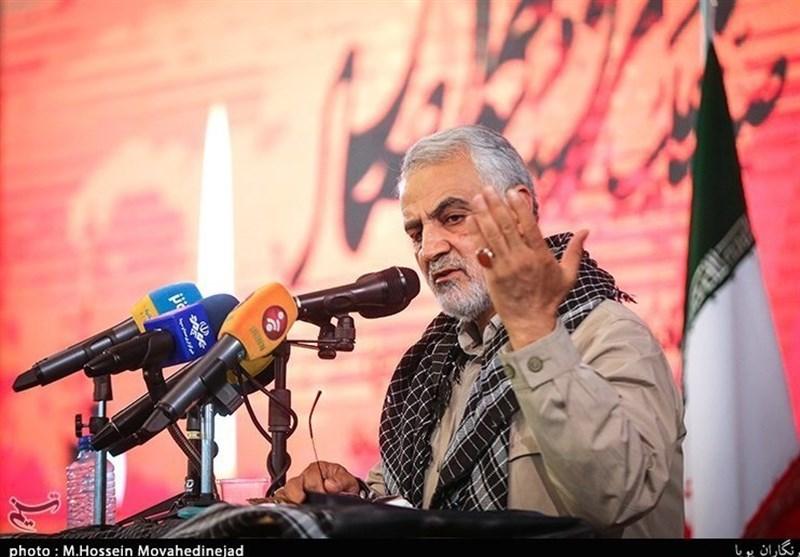 اللواء سليماني: إيران عامل استقرار في المنطقة