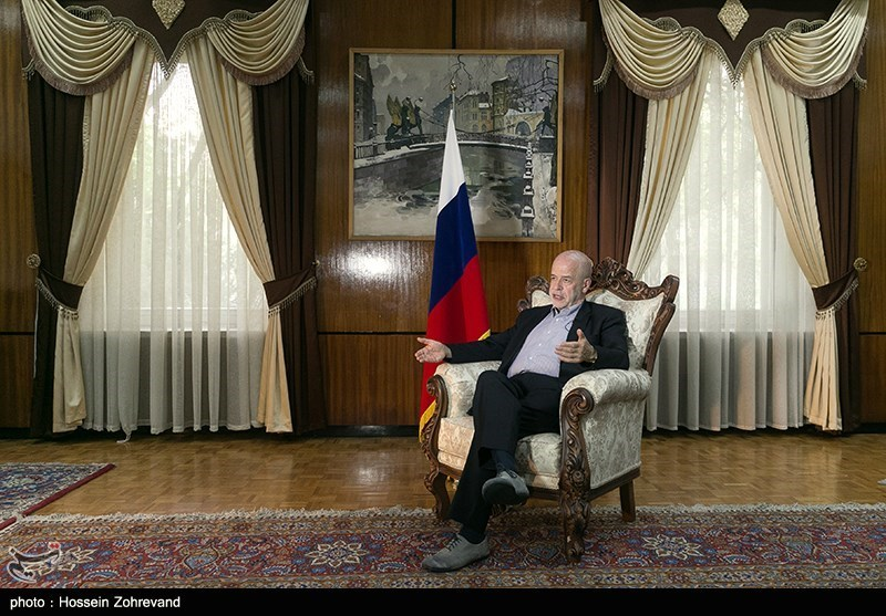 گفت و گوی تسنیم با ویتالی مامکین رئیس موسسه شرق شناسی روسیه