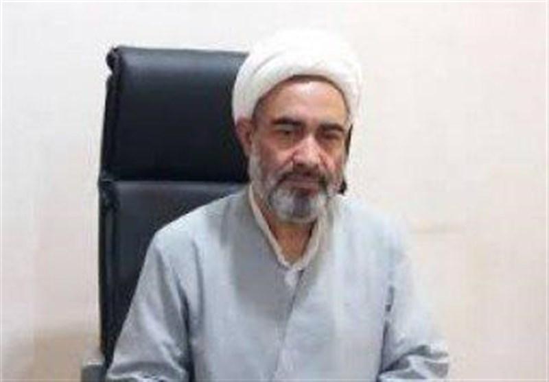 رئیس اداره تبلیغات اسلامی قرچک/ غلامی