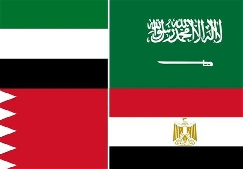 ائتلاف ضد قطر