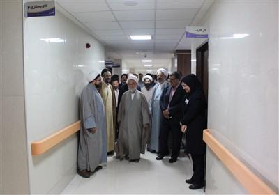 جاده دسترسی بیمارستان امام حسن(ع) بجنورد مناسب نیست/ مسئولان برای حل مشکل مردم همت کنند