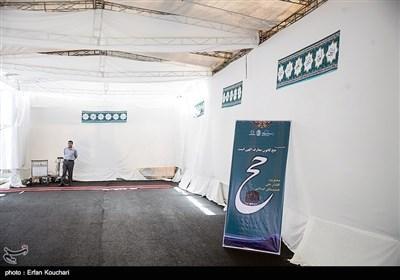ایران؛ حجاج کرام سے رخصتی کے مراسم/ پہلا قادلہ مدینہ منورہ پہنچ گیا