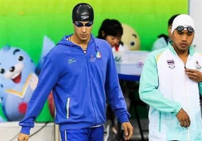 مهدی انصاری: کل زندگیم را برای المپیک توکیو گذاشته ام/ سطح شنای ایران از آسیا عقب تر است