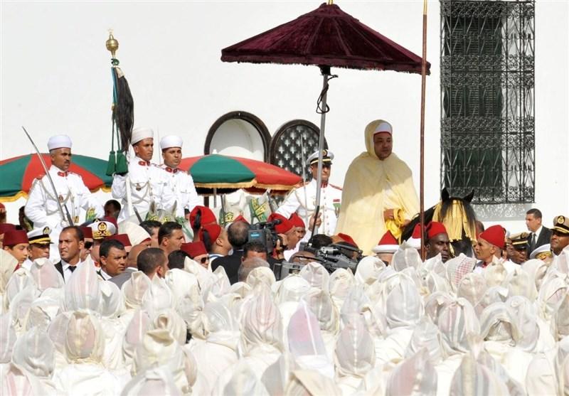 لماذا تغیب الملک السعودی الموجود فی طنجة عن مراسیم عید العرش المغربی؟