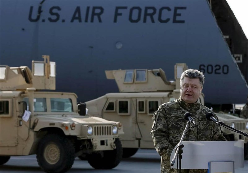 آمریکا درصدد ارسال تسلیحات نظامی به اوکراین است