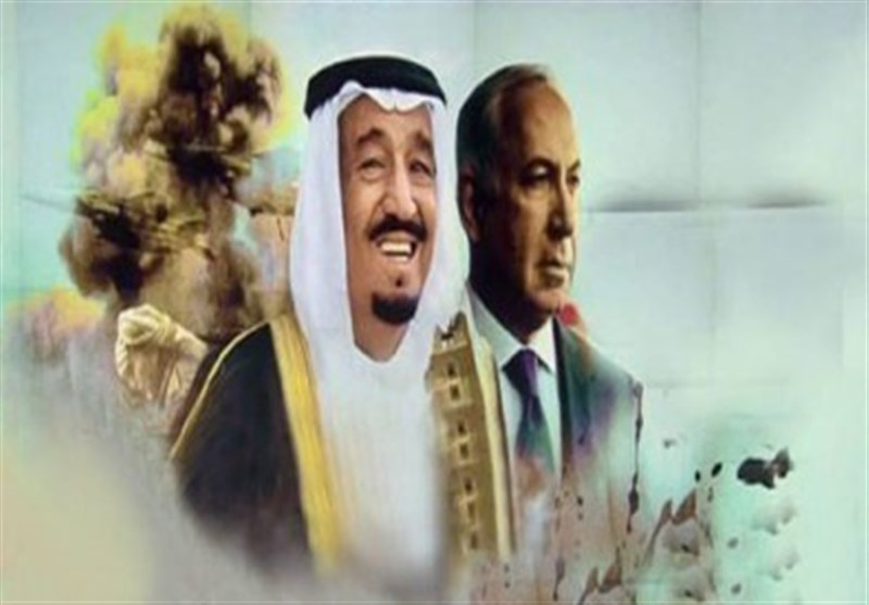 أمیر سعودی یزور الکیان الصهیونی سرا
