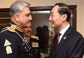 سفر 3 روزه و مهم فرمانده ستاد ارتش پاکستان به چین