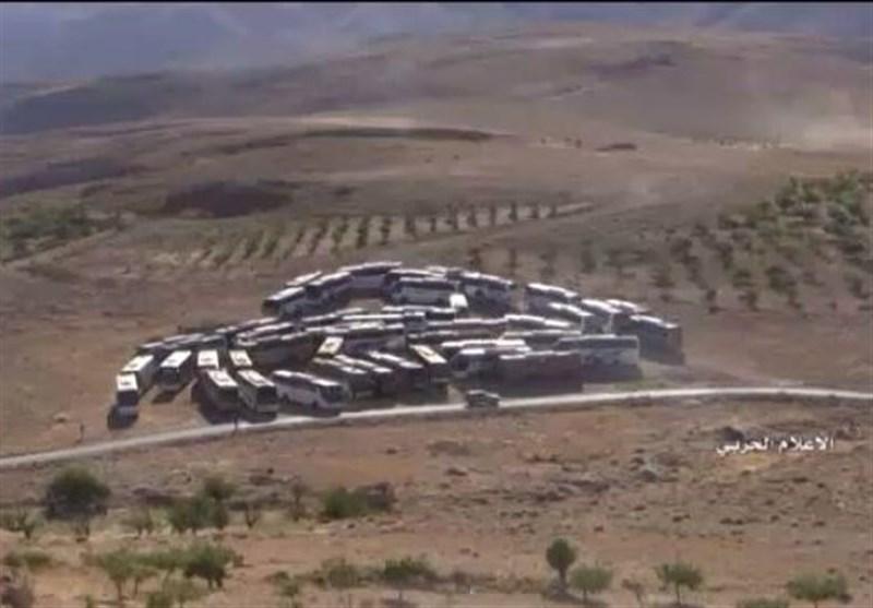 بدء عملیة التبادل بین النصرة والمقاومة على الحدود السوریة اللبنانیة