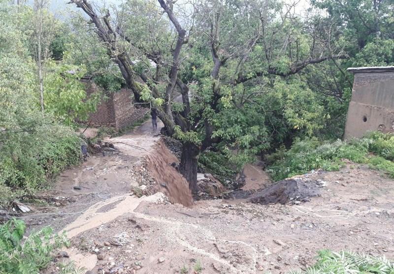 سیلاب آزادشهر