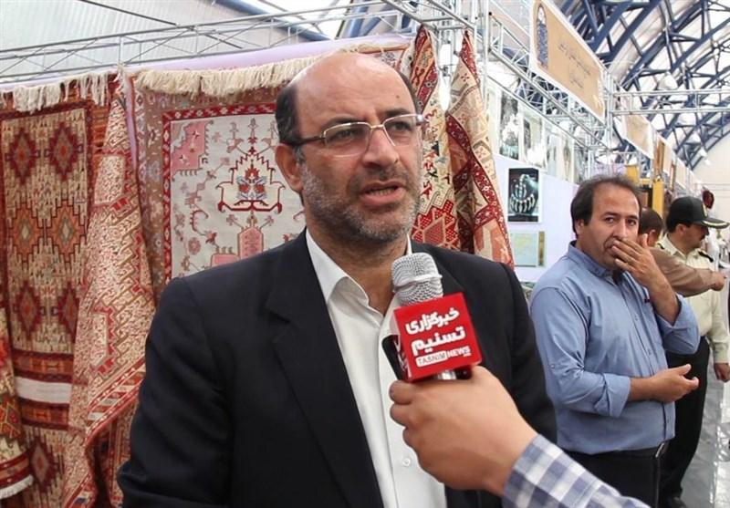 مهمترین مشکل تولید کنندگان صنایع دستی آذربایجان غربی نداشتن مکان تولید است+فیلم