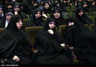 جمیله علمالهدی در دومین همایش جایزه جهانی گوهرشاد - مشهد