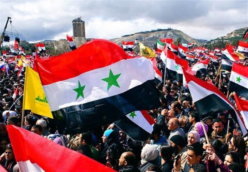 جشن ارتش سوریه