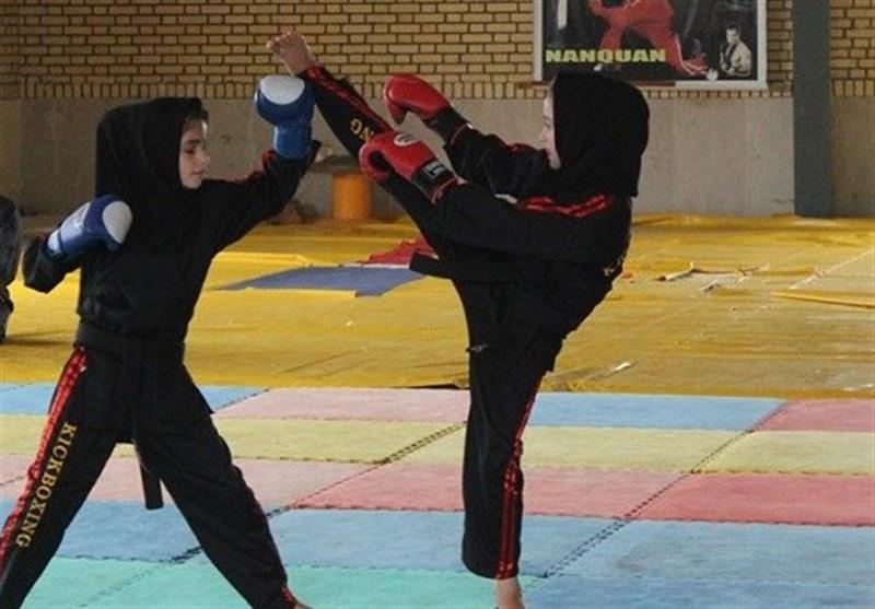 مدال برنز مسابقات قهرمانی کشوری و انتخابی تیم ملی کونگفو سهم دختر بجنوردی