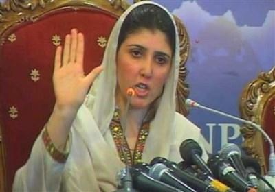 تحولات پاکستان|«عایشه گلالئی» از ترک حزب تحریک انصاف تا تاسیس یک حزب جدید برای شرکت در انتخابات