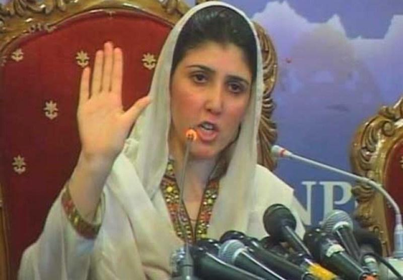 """عائشہ گلالئی نے اپنی جماعت """"پی ٹی آئی گلالئی"""" بنانے کا اعلان کردیا"""