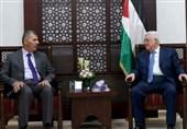 هیات حماس و محمود عباس