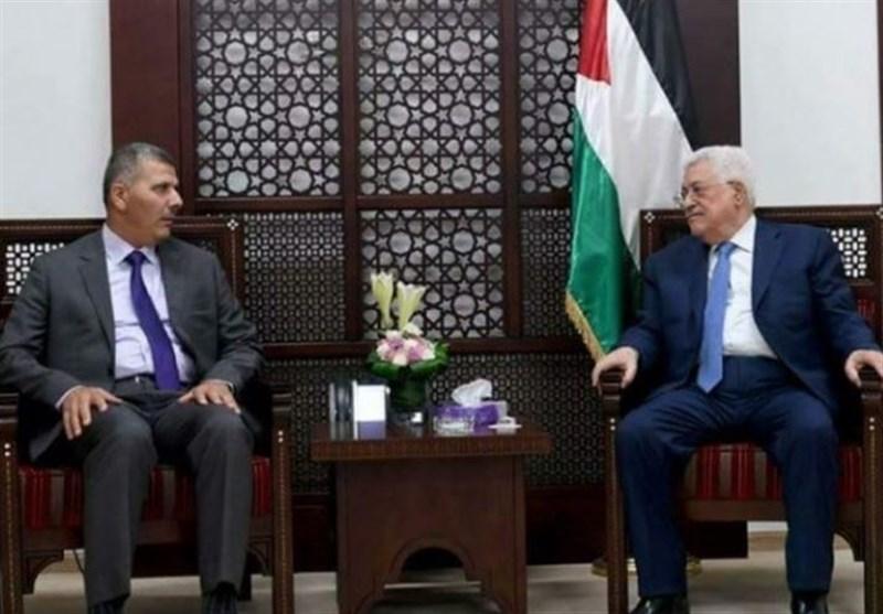 حماس کے اعلیٰ سطحی وفد کی محمود عباس سے ملاقات