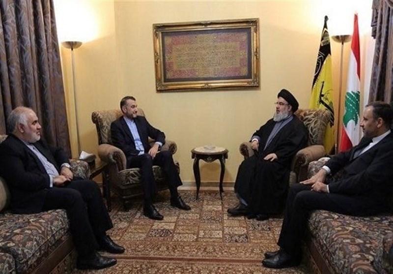 نصرالله: نقش امام خامنهای در شناخت و مبارزه با نقشههای دشمنان جهان اسلام محوری است