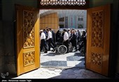 تشرف 100000 نفر از گروههای خاص به حرم امام رضا(ع) در دهه کرامت