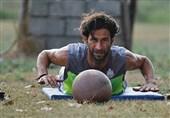 پژمان نوری در پایان فصل از فوتبال خداحافظی میکند