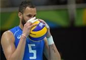 ستاره تیم ملی والیبال ایتالیا بازنشسته میشود