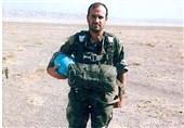 بازگشت پیکر مطهر شهید سلطانمرادی، 4 سال پس از شهادت
