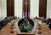 لقاءات جابری انصاری فی موسکو