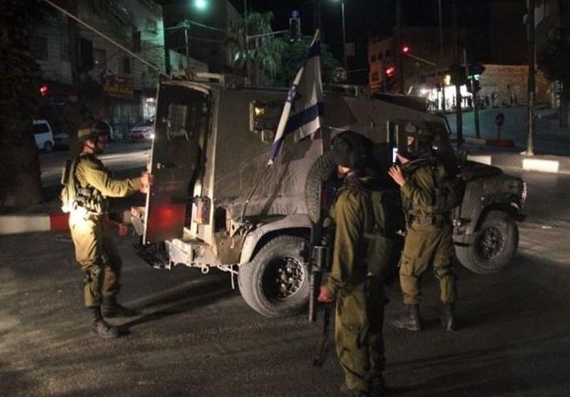 اسرائیل 20 فلسطینی را در شهرهای مختلف کرانه باختری بازداشت کرد