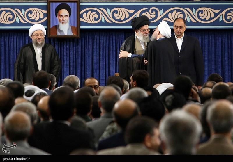 امام خامنهای در حکم تنفیذ روحانی چه توصیههایی مطرح کردند؟