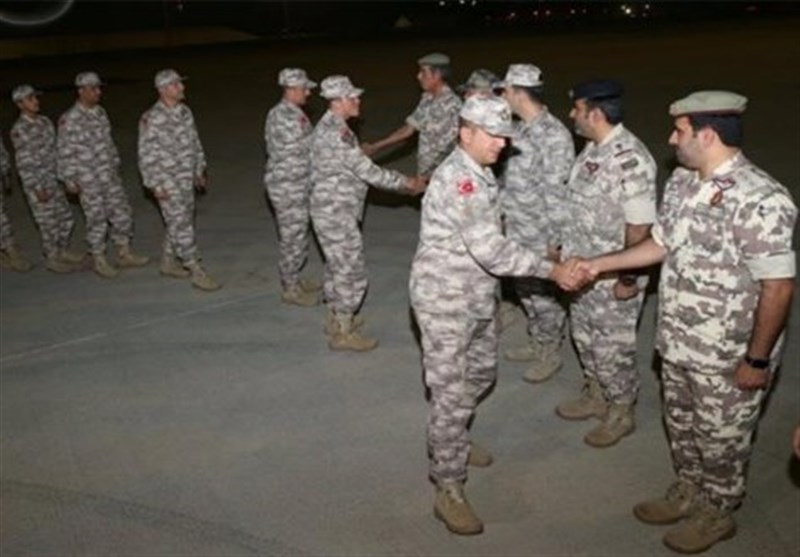 قطر کی ترکی کے ساتھ مشترکہ فوجی مشقیں اختتام پذیر + ویڈیو