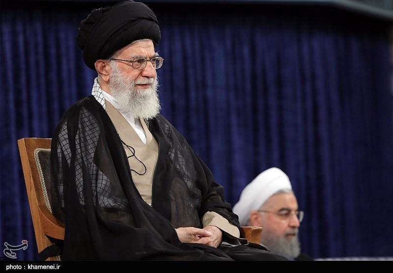 Ayatollah Khamenei Urges Strength in Face of Hegemonic Powers