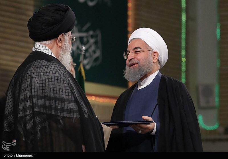 نخستین اظهارنظر روحانی پس از تنفیذ حکم ریاست جمهوری + تصویر