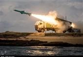 اخبار رزمایش| شلیک 3 فروند موشک کروز قادر و قدیر و انهدام اهداف
