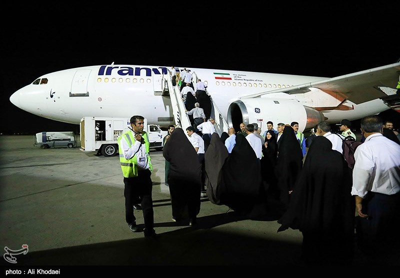 MP: Iran May Lease Planes to Take Hajj Pilgrims Home